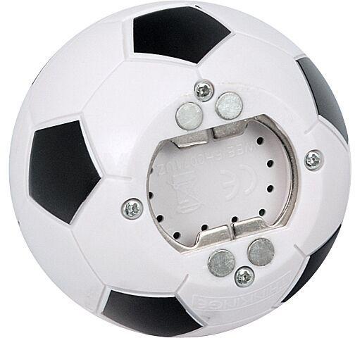 Dźwiękowy otwieracz w kształcie piłki nożnej