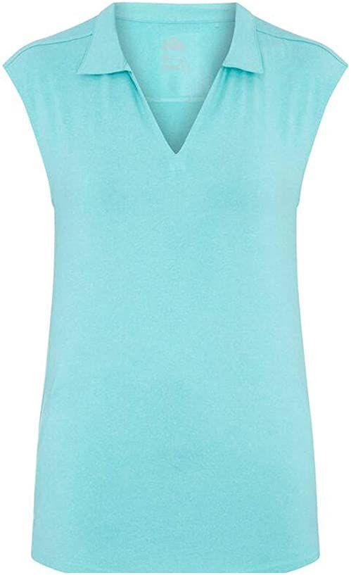 Mckinley Damska koszulka Newa, beżowa, 36