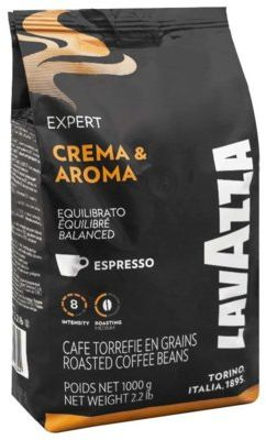 Kawa LAVAZZA Expert Crema & Aroma 1kg. Kup taniej o 40 zł dołączając do Klubu