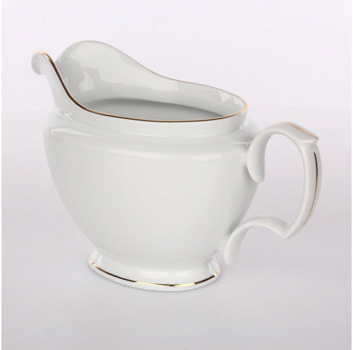 Sosjerka porcelana MariaPaula Złota Linia 400 ml