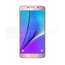 Phablet Samsung Galaxy Note 5 - kopie wiadomości SMS, MMS i e-mail, Kolor - Różowy