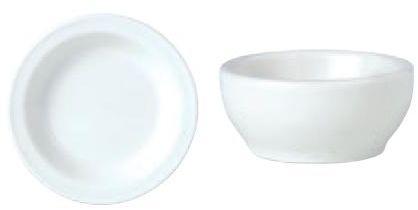 Naczynie porcelanowe na masło SIMPLICITY