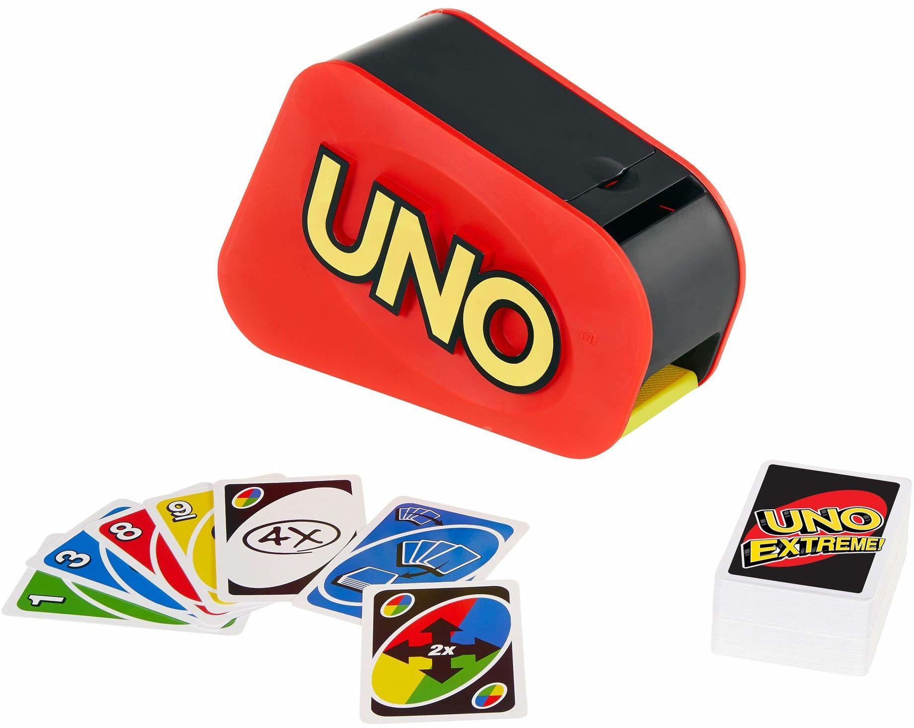 Mattel Games Uno Gra Karciana Dla Całej Rodziny, GXY75