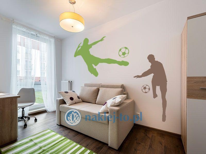 Piłkarz 7 naklejka naklejka na ścianę