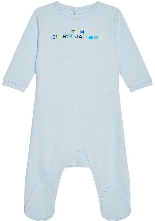 Śpiochy W97088 Niebieski Regular Fit