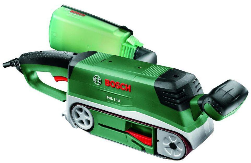 Szlifierka taśmowa przewodowa Bosch PBS75A 710W