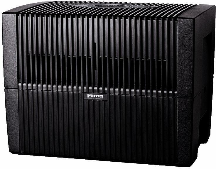 Oczyszczacz powietrza / nawilżacz ewaporacyjny Venta Airwasher LW 45 C+ COMFORT PLUS Antracyt ** WYSYŁKA GRATIS 24h! ** -10 zł ZA PRZEDPŁATĘ **