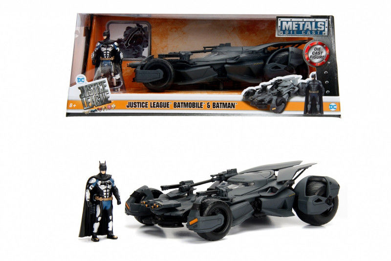 Batman Justice League Batmobile 1/24