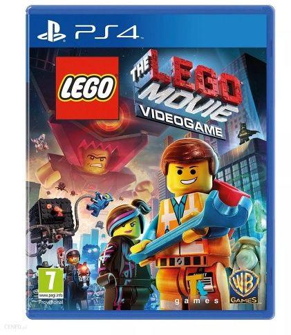LEGO Przygoda PS 4