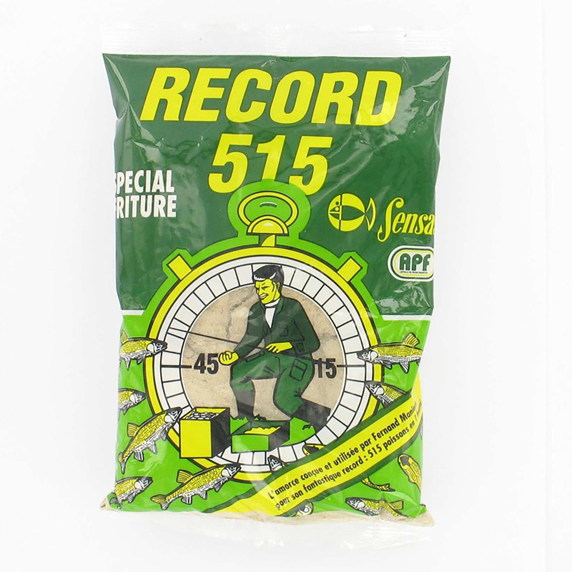 Zanęta Record 515 żółta 0,8 kg