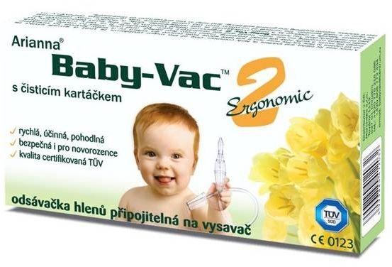 Arianna Baby Vac Aspirator do odkurzacza Arianna