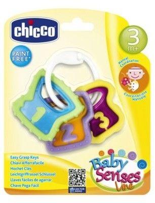 Chicco - Grzechotka klucze 05953