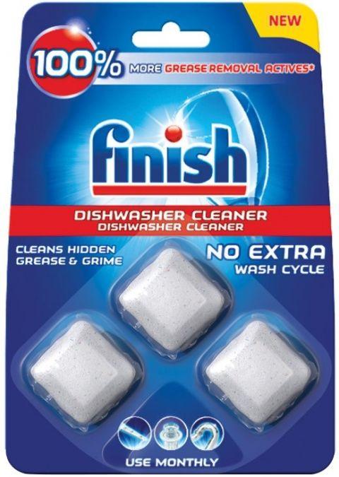 Finish tabletki do czyszczenia zmywarek 3szt.