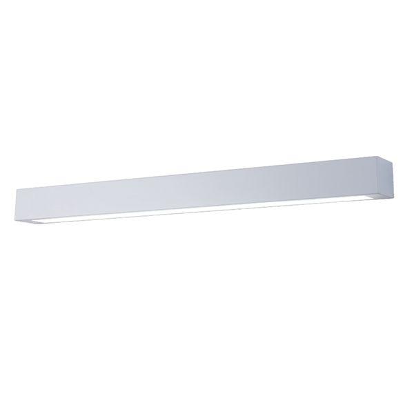 Liniowa lampa nad lustro IBROS LED biały 120cm IP44