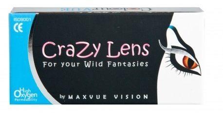 Crazy Lens z mocami 2 szt. TANIE I MARKOWE SOCZEWKI KONTAKTOWE