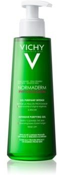 Vichy Normaderm Phytosolution żel głęboko oczyszczający przeciw niedoskonałościom skóry trądzikowej 400 ml