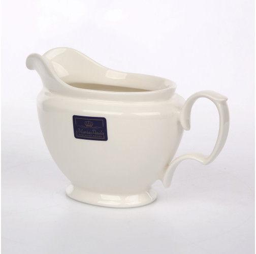 Sosjerka porcelana MariaPaula Ecru 400 ml
