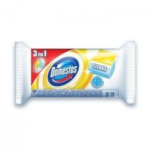 Domestos kostka toaletowa do WC 3w1 Lemon zapas 40g