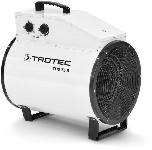 Nagrzewnica elektryczna TDS 75 R biała