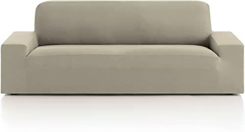 Comptoir du Linge Narzuta na sofę, bielastyczna, len