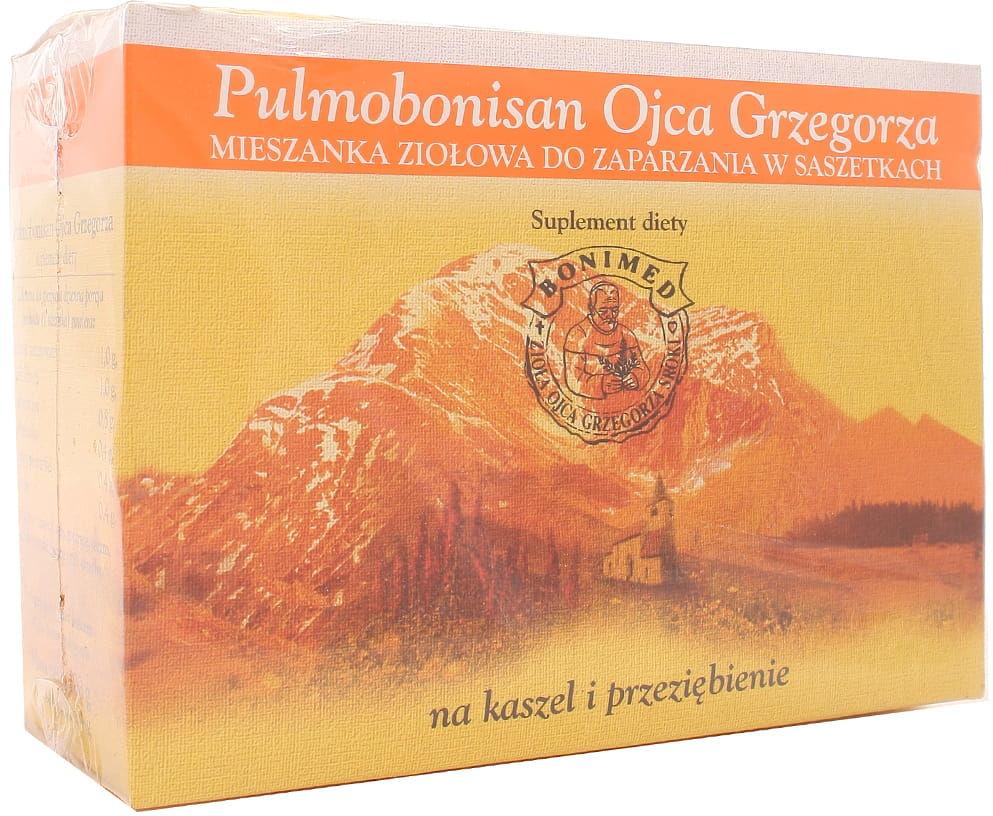 Pulmobonisan ojca Grzegorza - Bonimed - 25sasz