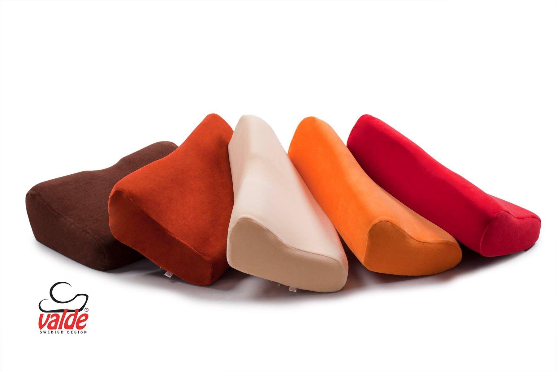 Poszewka na poduszkę ortopedyczną B1- B8 Valde : kolor - ecru, wersja - welur