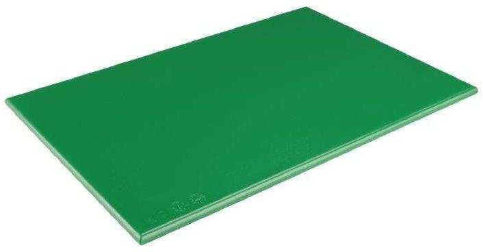 Deska do krojenia HDPE zielona różne wymiary