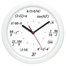 Zegar kolorowy matematyka #7