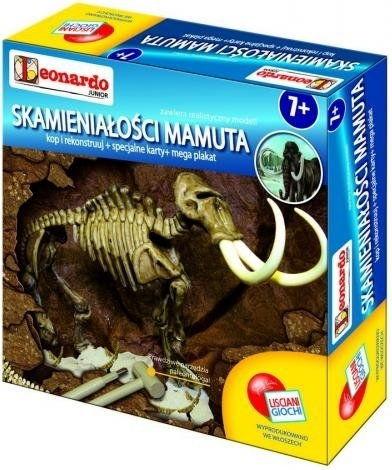 Leonardo skamieniałości mamuta
