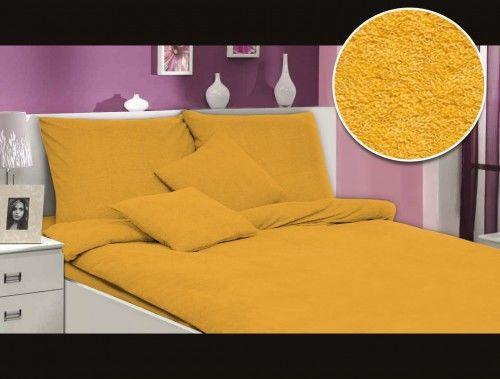 Darymex Pościel frotte żółtko 004 160x200