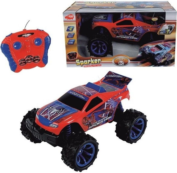 Spiderman RC Sparker