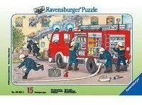 Puzzle 15 Straż pożarna