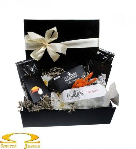 Pudełko Delikatesowe Słodka Mała Czarna