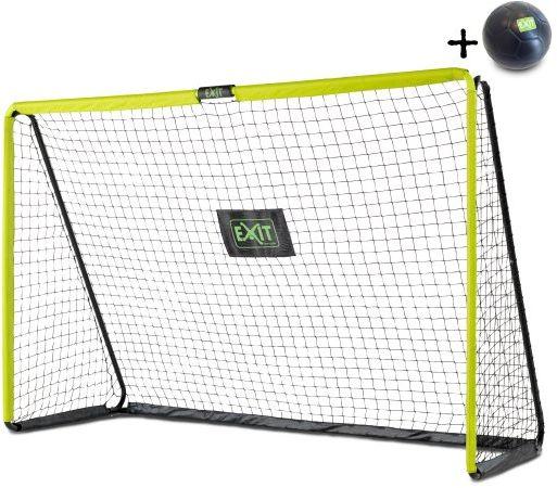 Bramka piłkarska EXIT TEMPO 300 cm x 200 cm x 120 cm