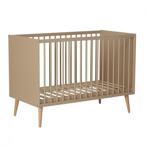 Łóżeczko niemowlęce Quax Cocoon Latte 120x60