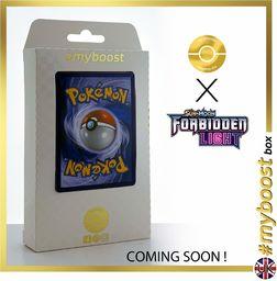 Magnezone 36/131 Holo - #myboost X Sun & Moon 6 Zakazane światło - pudełko 10 angielskich kart pokemon