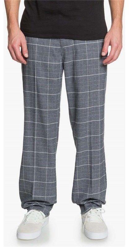 spodnie dresowe DC - Wreckedtangle P Neutral Gray (SKP0)