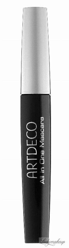 ARTDECO - All in One Mascara - Tusz wydłużająco-pogrubiający