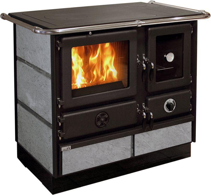 MBS Thermo-Magnum kuchnia węglowa żeliwna kamień