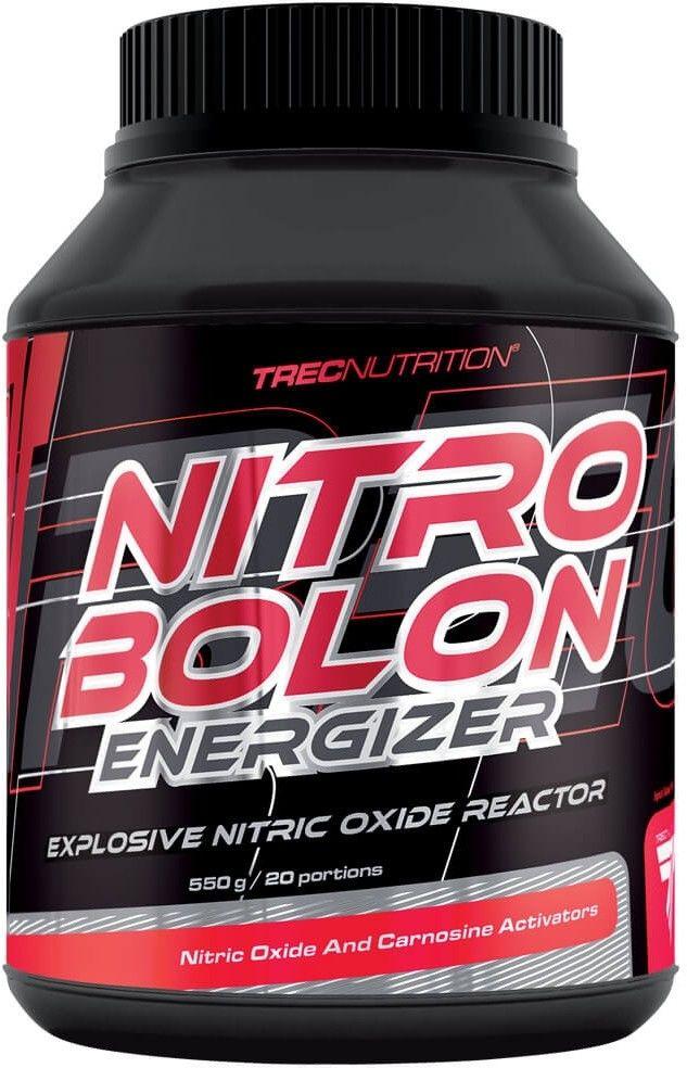 TREC NITROBOLON ENERGIZER 550 g tropical