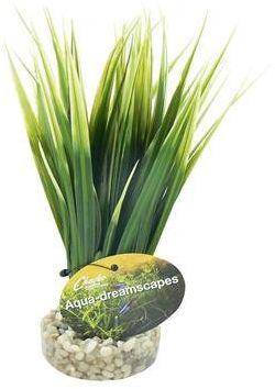 Cheeko Ads Clustered Oasis roślina dekoracja do akwarium 20 cm