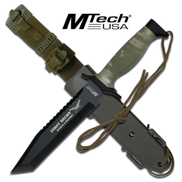 profesjonalny NÓŻ wojskowy mtech USA MT-676TC
