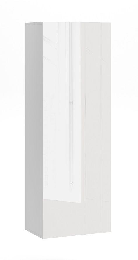 Szafka wisząca NEXA 40/30/140 biały-biały połysk
