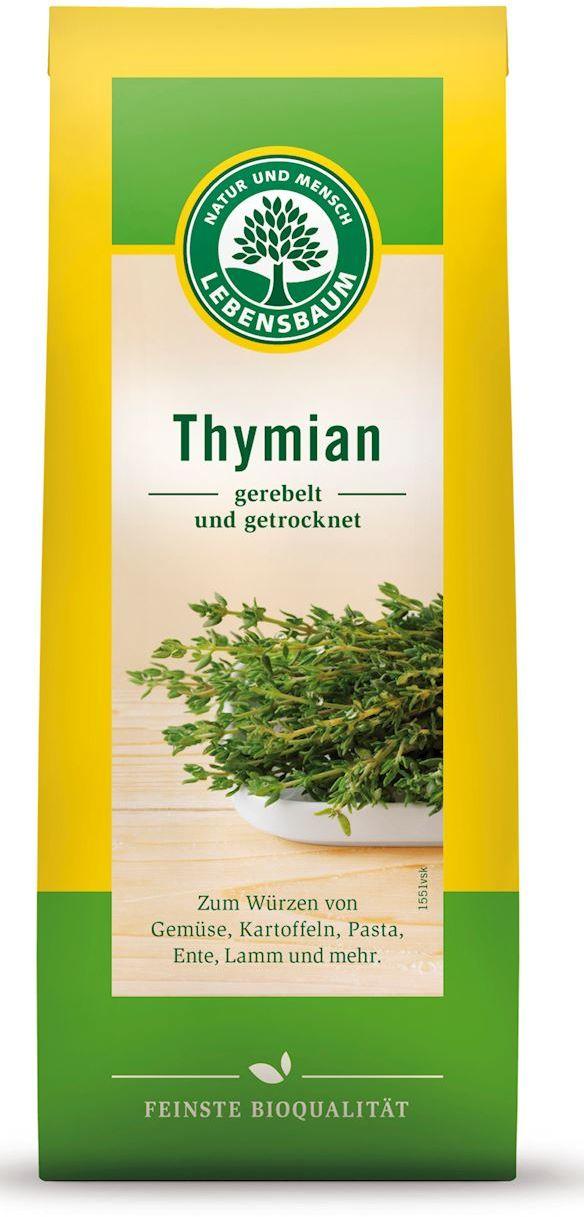 Tymianek bio 20 g - lebensbaum