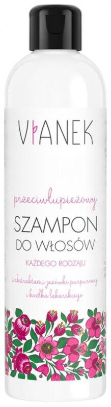 VIANEK - Przeciwłupieżowy szampon do włosów 2w1 - 300ml