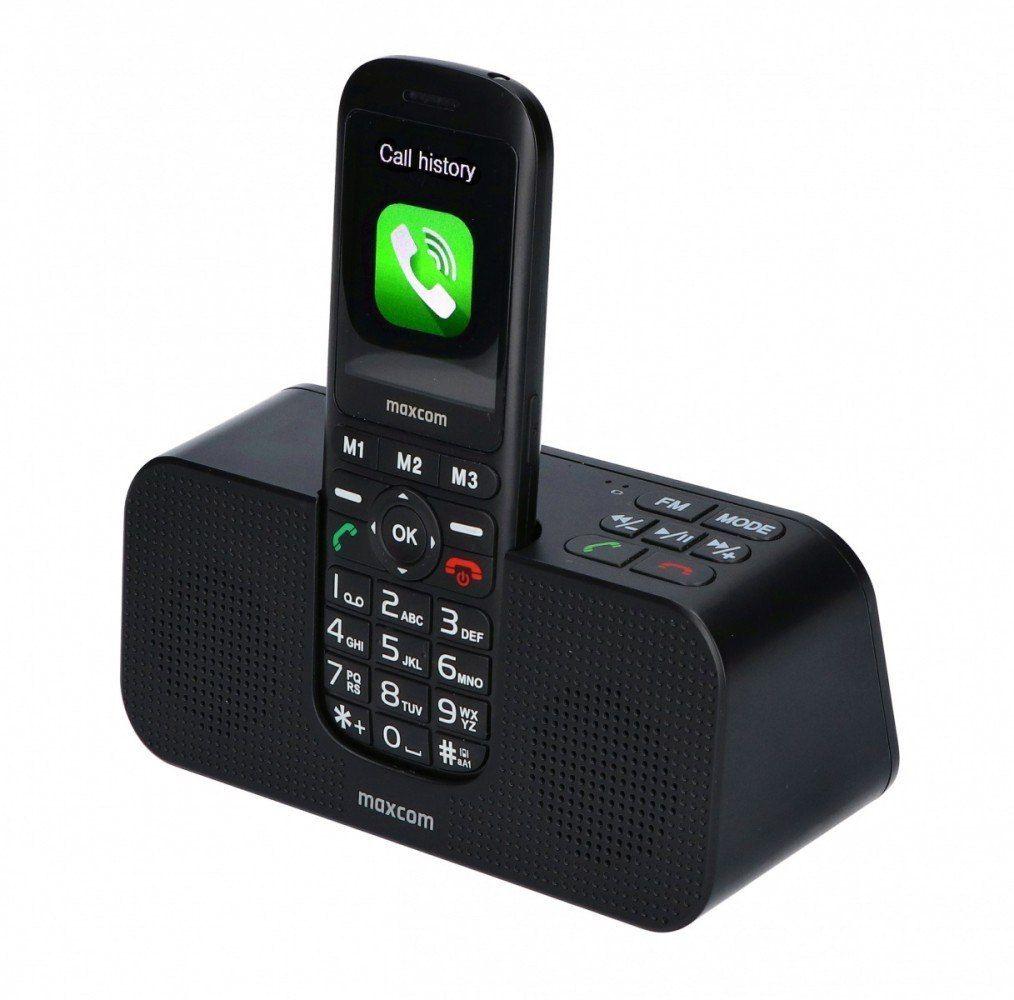 Maxcom Telefon MM 740BB Comfort z głośnikiem BT