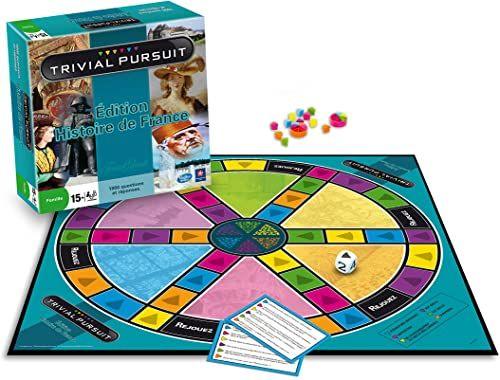 Winning Moves  0345  gra pytań i odpowiedzi  Trivial Pursuit Historia de France 2014