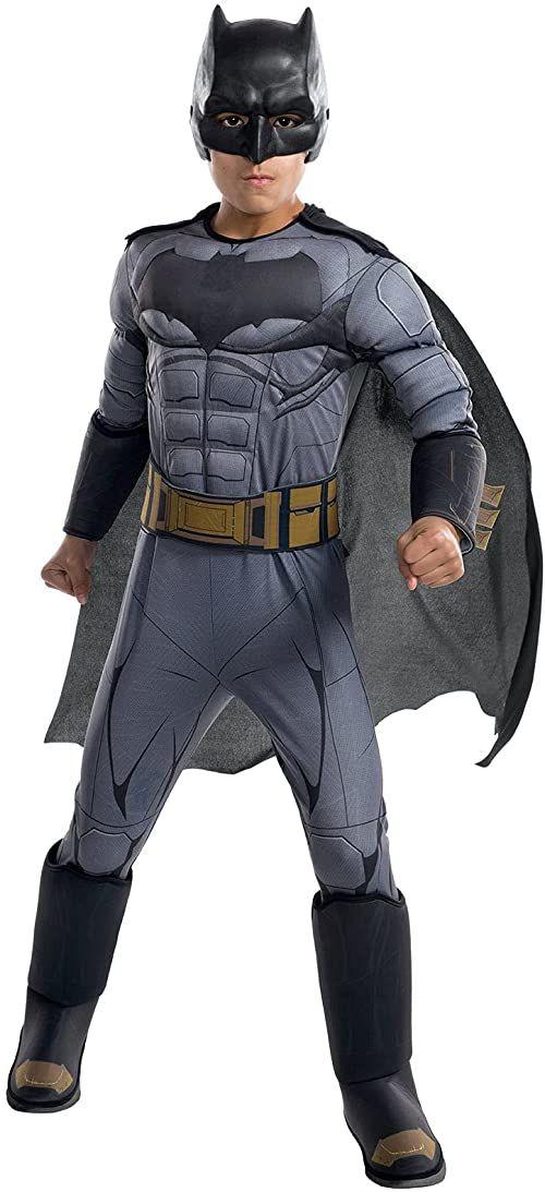 Rubie''s DC Comics 640170-M kostium Batmana dla dzieci, 5-7 lat