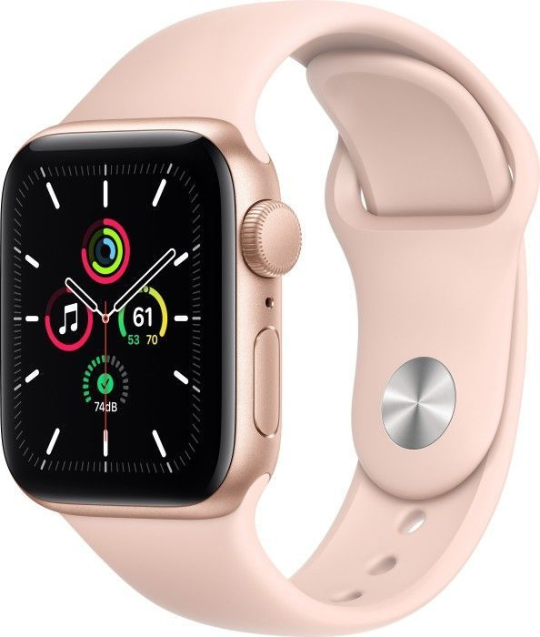 Apple Watch SE Koperta 40mm Różowy MYDM2WB/A