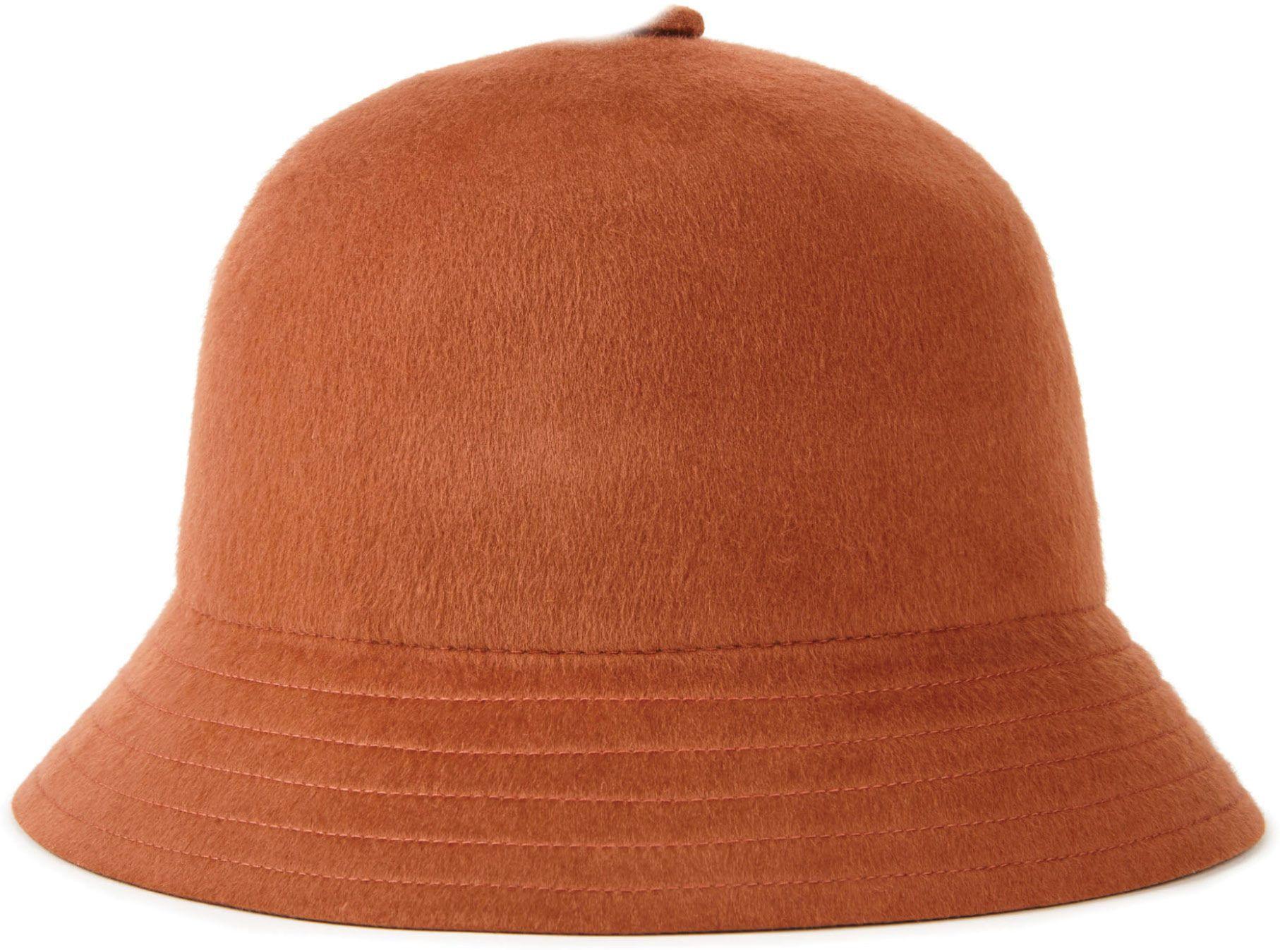 kapelusz BRIXTON ESSEX BUCKET HAT Rust